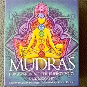 Other - Mudras For Awakening the Energy Deck & Book